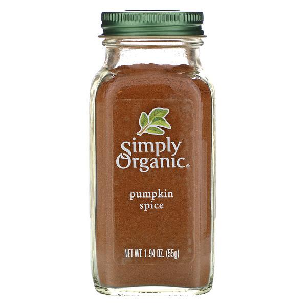 Pumpkin Spice, 1.94 oz (55 g)