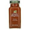 Simply Organic, приправа харисса, 91г (3,20унции)