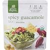 Simply Organic, Organic Spicy Guacamole Mix, 4 oz (113 g)