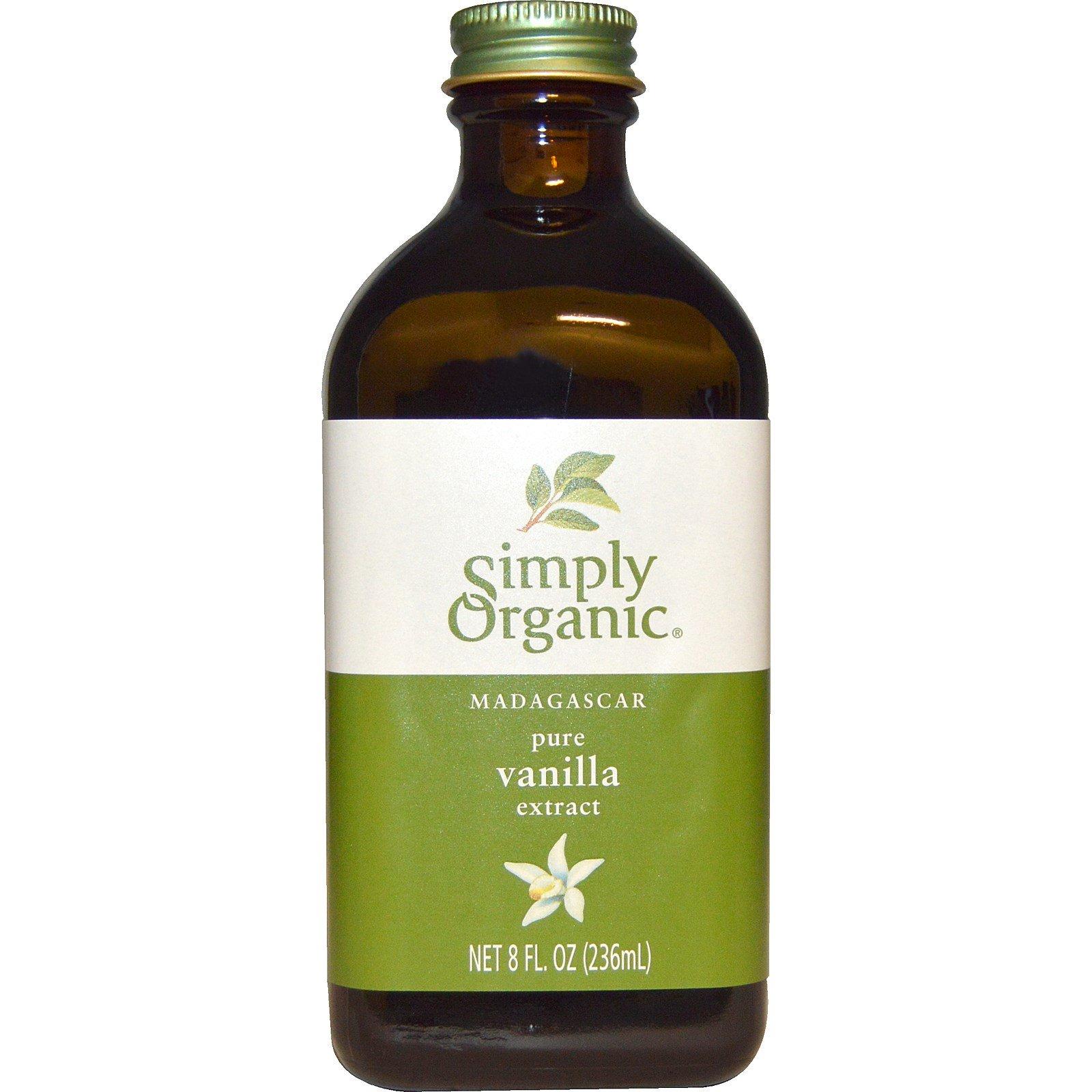 Simply Organic, Madagascar Pure Vanilla Extract, Farm Grown