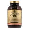 Solgar, Advanced Acidophilus Plus, 240 Vegetable Capsules
