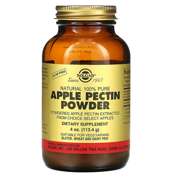 Apple Pectin Powder, 4 oz (113.4 g)