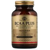 Отзывы о Solgar, BCAA Plus, в свободной форме, 100 растительных капсул