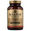 Solgar, BCAA Plus, Free Form, 100 Vegetable Capsules