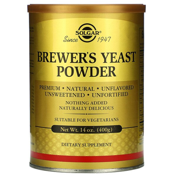 Brewer's Yeast Powder, 14 oz (400 g)