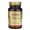 Solgar, Quelato de molibdeno, 100 comprimidos