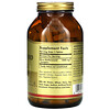Solgar, أقراص البيوفلافونيد الحِمضي، 1000 مجم، 250 قرص