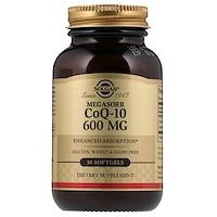 CoQ10, Коэнзим 30 гелевых капсул - фото