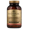 "Solgar, B-Complex ""100"", 100 Vegetable Capsules"