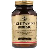 Отзывы о Solgar, L-глютамин 60 таблеток