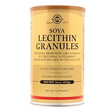 Отзывы о Solgar, Soya Lecithin Granules, 16 oz (454 g)