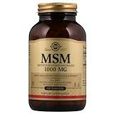 Отзывы о Solgar, МСМ (Метилсульфонилметан) 120 таблеток