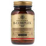 Отзывы о Solgar, Комплекс витамина B  Megasorb «50», 100 таблеток