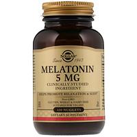 Мелатонин, 5 мг, 120 таблеток - фото