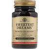 Solgar, Sweetest Dreams, 30 Vegetable Capsules
