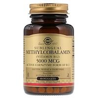Сублингвальный Метилкобаламин, 60 капсула - фото