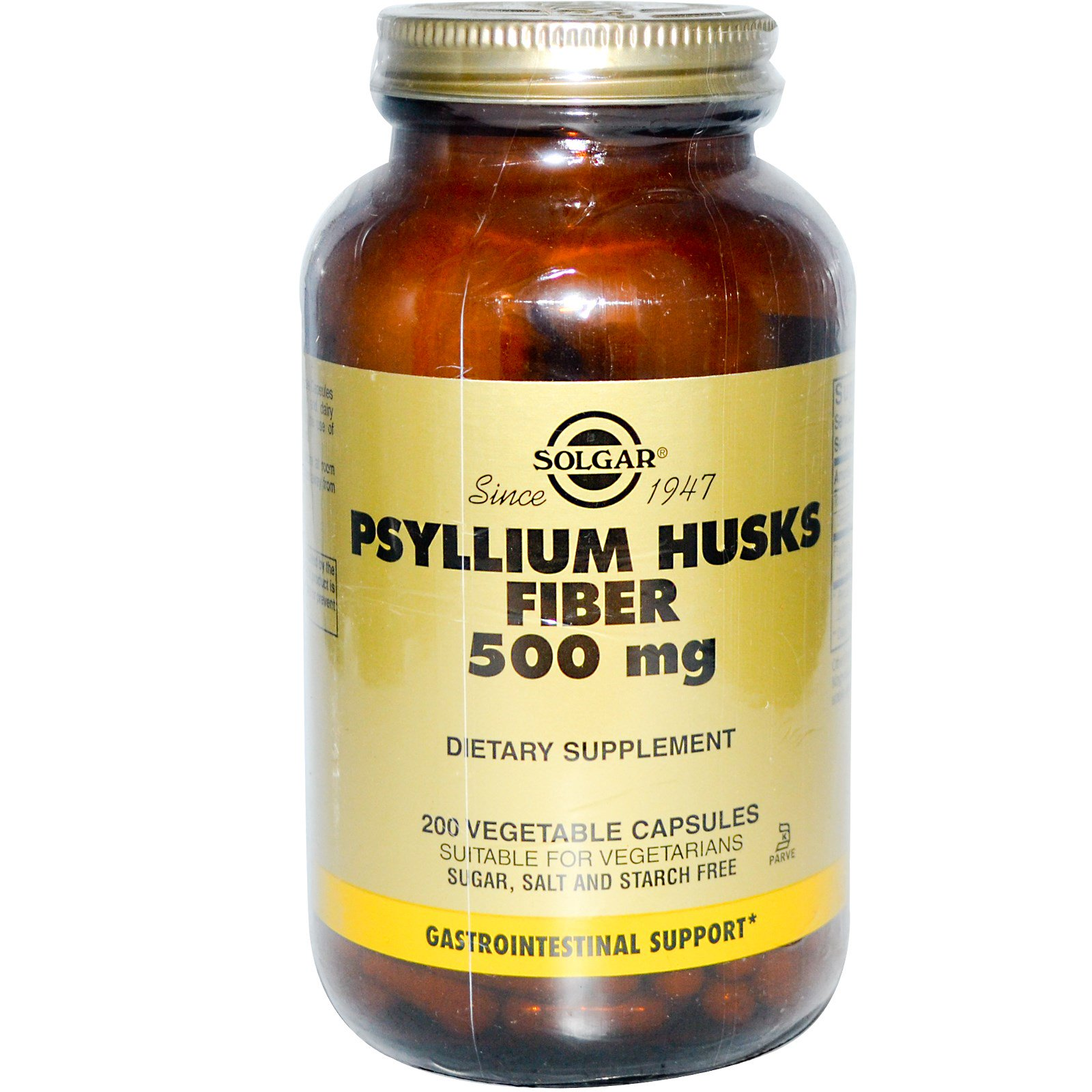 Fiber husk psyllium