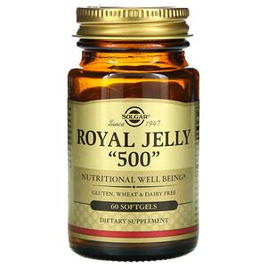 Солгар, Royal Jelly «500», 60 Softgels отзывы