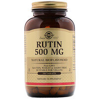 Рутин, 500 мг, 250 таблетки - фото