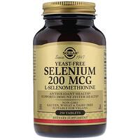 Селен, 200 мкг, 250 таблеток - фото