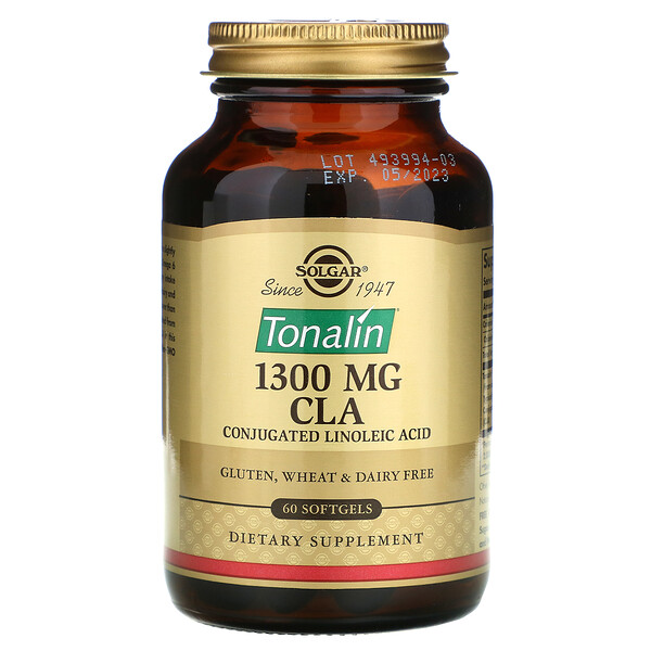 Tonalin CLA, 1,300 mg, 60 Softgels