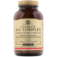 Абсолютный B+C комплекс, 90 таблеток - фото