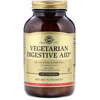 Средство для улучшения пищеварения для вегетарианцев, 250 таблеток - фото