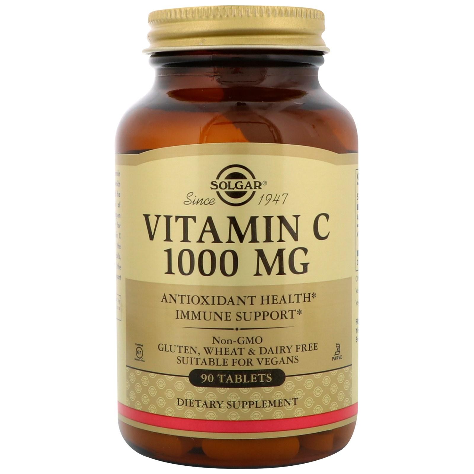 Vitamin C 1000 Mg Pregnancy