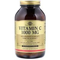 Витамин С, 1000 мг, 250 вегетарианских капсул - фото