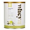 Solgar, Whey To Go, порошок сывороточного белка, ваниль, 936 г (33 унции)