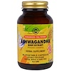 Solgar, Ashwagandha Root Extract, 60 Vegetable Capsules