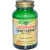 Solgar, Hawthorne Herb Extract, 60 Vegetable Capsules