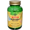 Solgar, Standardized Gotu Kola Aerial Extract, 100 Veggie Caps (Discontinued Item)