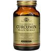 Solgar, Full Spectrum Curcumin, Brain Works, 90 Vegan Capsules (LiCaps)
