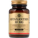 Отзывы о Solgar, Астаксантин, 10 мг, 30 мягких гелевых капсул