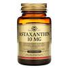 Solgar, Astaxanthine, 10 mg, 30 gélules molles