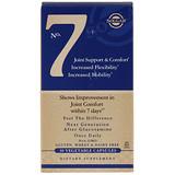 Отзывы о Solgar, No. 7, для комфорта и поддержки суставов, 30 капсул на растительной основе