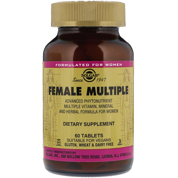 Female Multiple, 60 Tablets