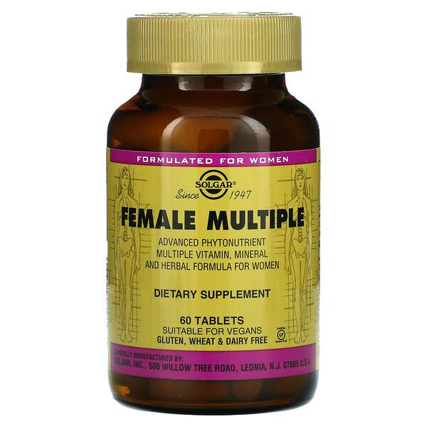 Female Multiple, 60 Tablets