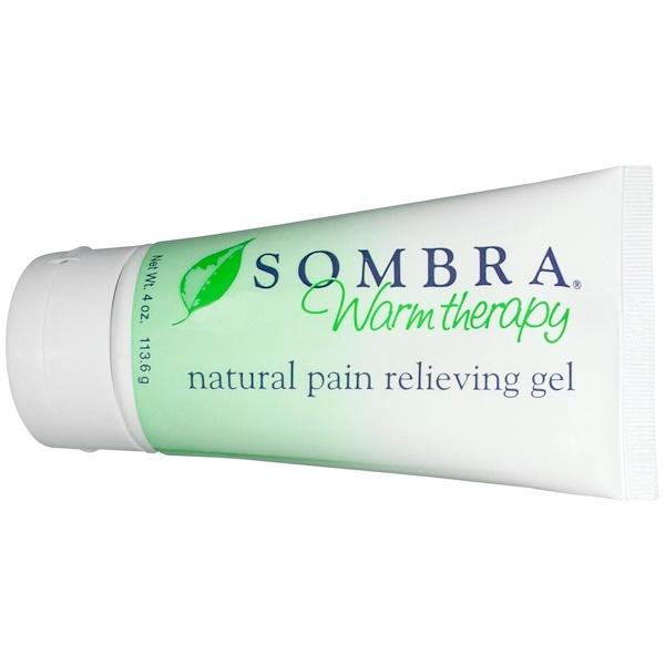 Sombra Professional Therapy, Глицериновая терапия для рук, роза камиль, 4 унции (113,4 гр) (Discontinued Item)