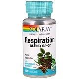 Отзывы о Solaray, Дыхательная смесь СП-3, 100 вегетарианских капсул