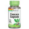 Solaray, Cascara Sagrada, 450 mg, 100 VegCaps