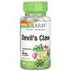 Solaray, Devil's Claw, 525 mg, 100 VegCaps