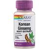 Solaray, Korean Ginseng Root Extract, 535 mg, 60 Vegcaps
