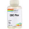 Solaray, QBC Plex, 120 VegCaps