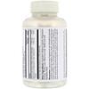 Solaray, 柠檬酸钙-镁,1:1 比例,高效,180 粒素食胶囊