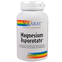 Magnesium Asporotate, 120 вегетарианских капсул - фото