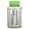 Solaray, высокоэффективный бетаина гидрохлорид с пепсином, 650мг, 100капсул VegCap