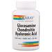 Glucosamine Chondroitin Hyaluronic Acid, 1500 mg · 1000 mg · 20 mg, 90 Vegetarian Capsules - изображение