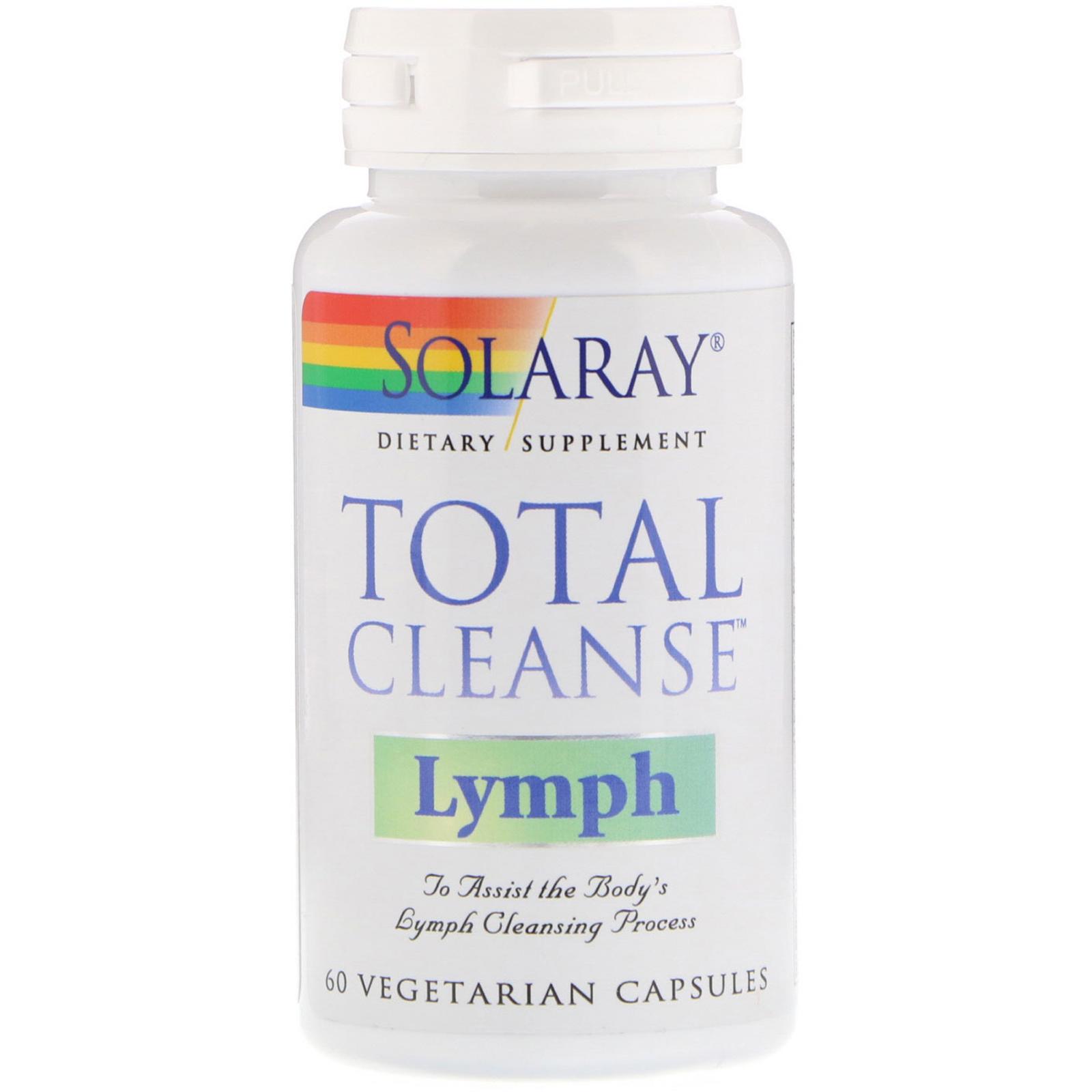 lymph branded capsules)